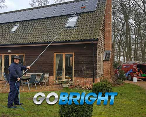Solar Cleaning Images